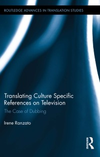 Cover Translating Culture Specific References on Television