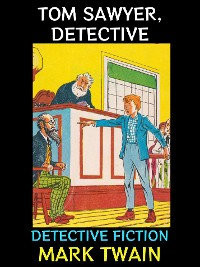 Cover Tom Sawyer, Detective