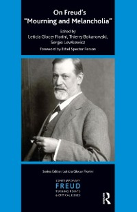 Cover On Freud's Mourning and Melancholia