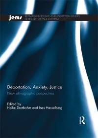 Cover Deportation, Anxiety, Justice
