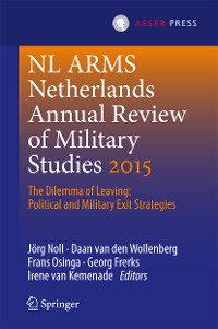 Cover Netherlands Annual Review of Military Studies 2015