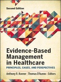 Cover Evidence-Based Management in Healthcare
