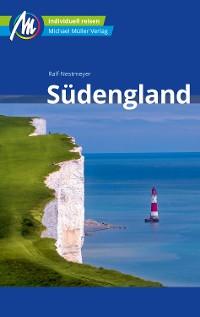 Cover Südengland Reiseführer Michael Müller Verlag