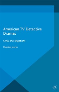 Cover American TV Detective Dramas