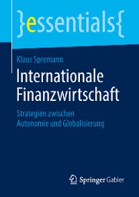 Cover Internationale Finanzwirtschaft