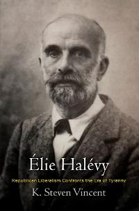 Cover Elie Halevy