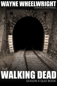 Cover Walking Dead Season 4 Quiz Book