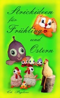 Cover Strickideen für Frühling und Ostern