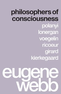 Cover Philosophers of Consciousness