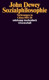 Cover Sozialphilosophie