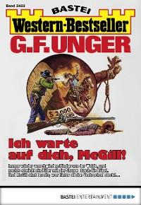 Cover G. F. Unger Western-Bestseller 2423 - Western