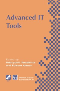 Cover Advanced IT Tools
