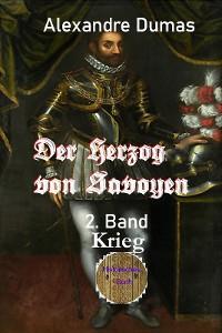 Cover Der Herzog von Savoyen - 2. Band