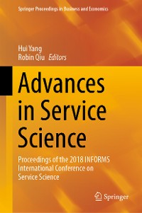Cover Advances in Service Science