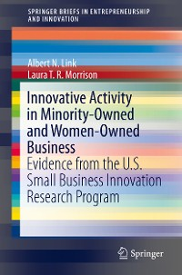 Cover Innovative Activity in Minority-Owned and Women-Owned Business
