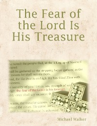 Cover The Fear of the Lord Is His Treasure