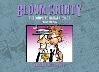 Cover Bloom County Digital Library Vol. 5