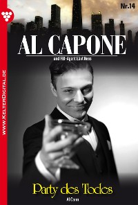 Cover Al Capone 14 – Kriminalroman