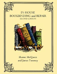 Cover In-House Bookbinding and Repair