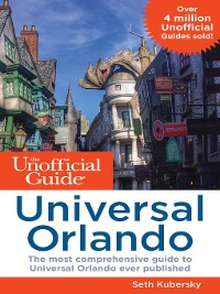Cover The Unofficial Guide to Universal Orlando