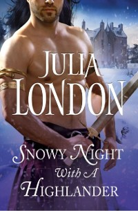 Cover Snowy Night with a Highlander