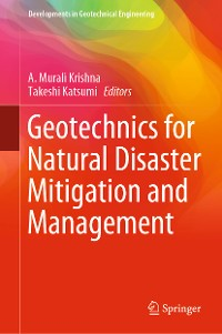 Cover Geotechnics for Natural Disaster Mitigation and Management