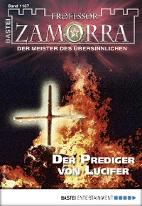 Cover Professor Zamorra 1157 - Horror-Serie