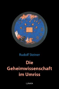 Cover Die Geheimwissenschaft im Umriss