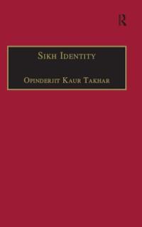 Cover Sikh Identity
