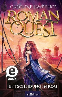 Cover Roman Quest - Entscheidung in Rom (Roman Quest 4)
