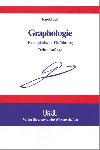 Cover Graphologie