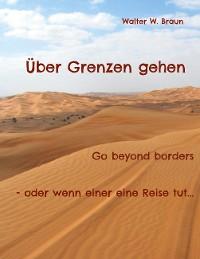 Cover Über Grenzen gehen