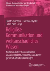 Cover Religiöse Kommunikation und weltanschauliches Wissen