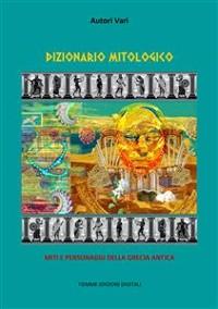 Cover Dizionario Mitologico