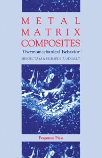 Cover Metal Matrix Composites