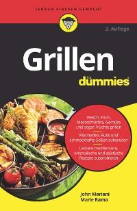 Cover Grillen für Dummies