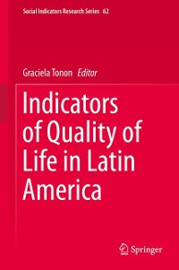 Cover Indicators of Quality of Life in Latin America