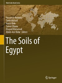 Cover The Soils of Egypt