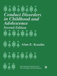 Cover Conduct Disorders in Childhood and Adolescence