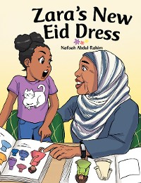 Cover Zara's New Eid Dress