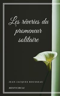 Cover Les rêveries du promeneur solitaire