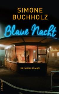 Cover Blaue Nacht
