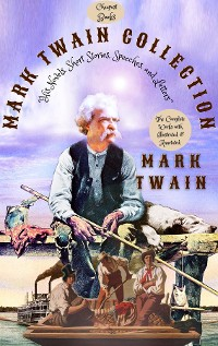 Cover Mark Twain Collection