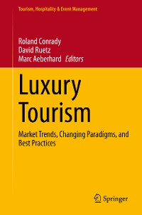 Cover Luxury Tourism