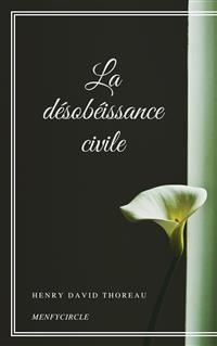 Cover La désobéissance civile