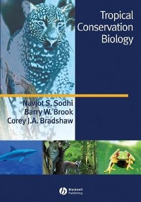 Cover Tropical Conservation Biology
