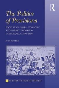 Cover Politics of Provisions