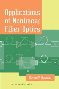 Cover Applications of Nonlinear Fiber Optics