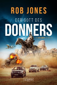 Cover DER GOTT DES DONNERS (Joe Hawke 2)