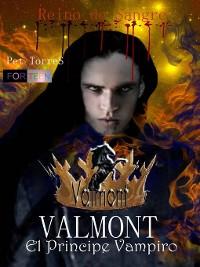 Cover Valmont El príncipe vampiro--Reino de Sangre